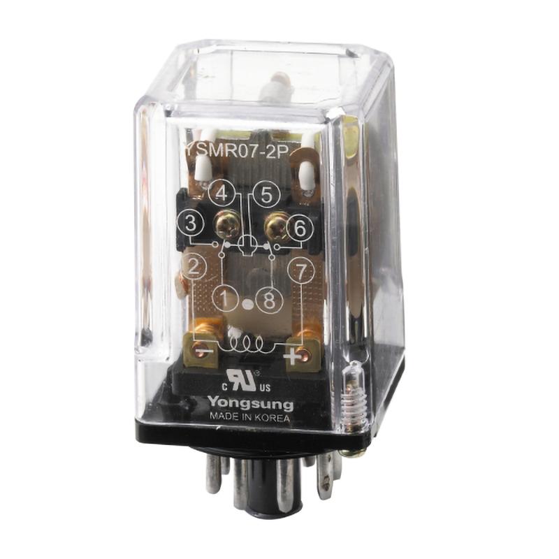 中间继电器YSMR05-3P220DSL(带灯型)