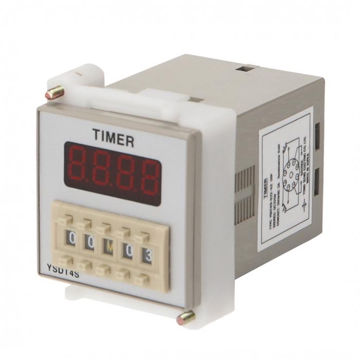计时器YSDT4S-D2252-08P DC220V